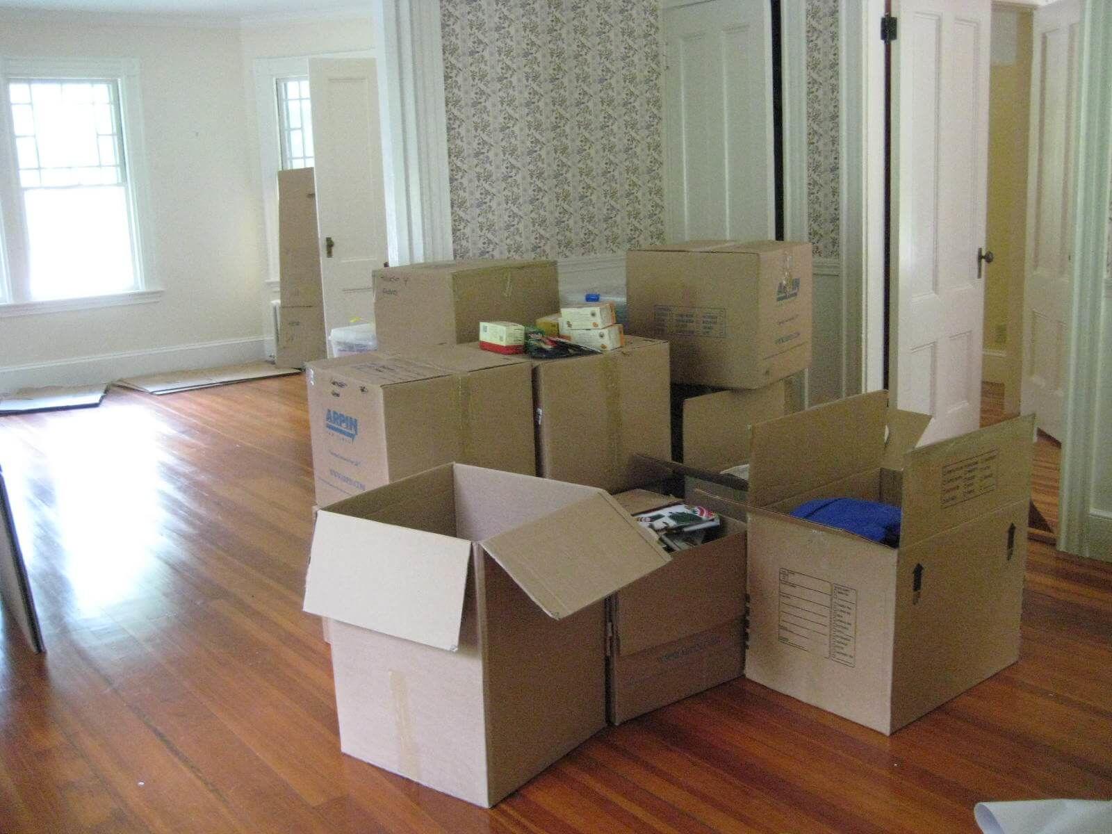 כמה עולה הובלה של דירה