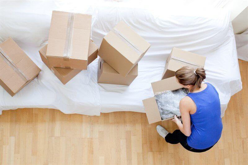 הובלה ואריזה של דירת בקריית מוצקין